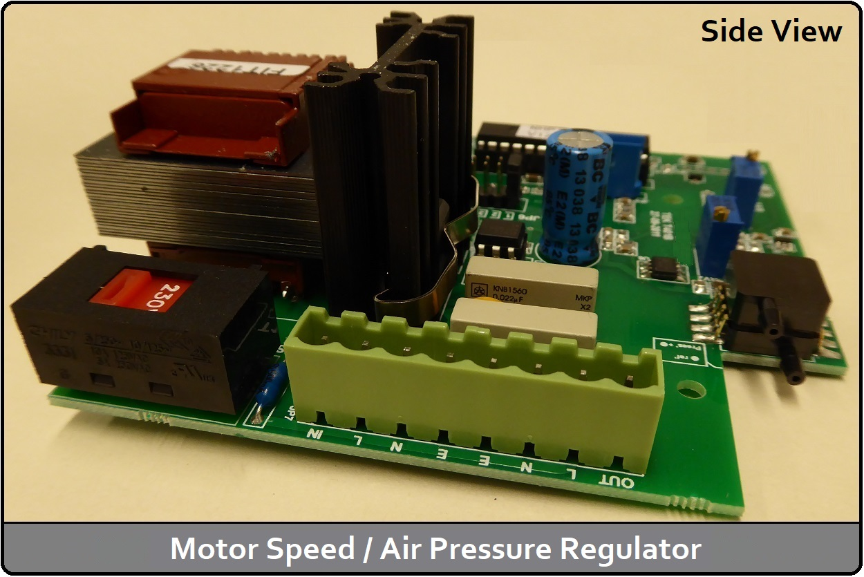 Motor Speed / Air Pressure Regulator