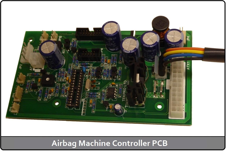 Airbag Machine Controller PCB