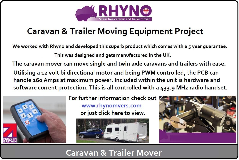 Caravan & Trailer Mover